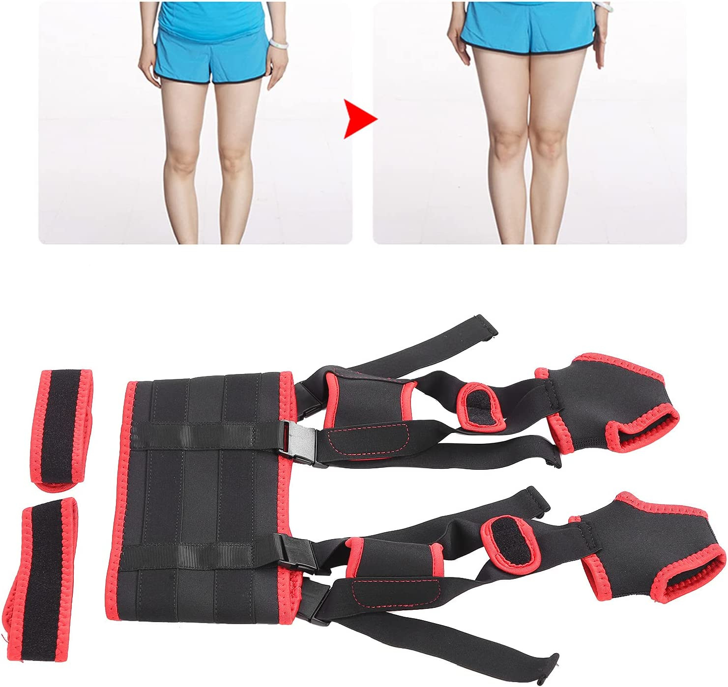 Legs Correction Max 43% OFF Belt Convinient O Corrector Durable Max 86% OFF Shaped