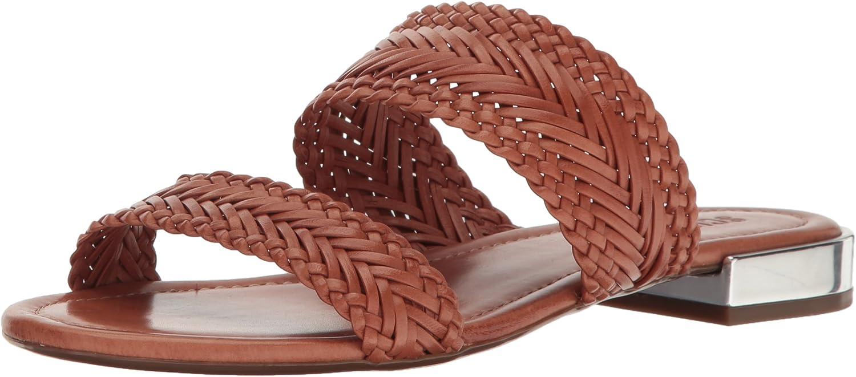 Schutz Womens Caymana Slide Sandal
