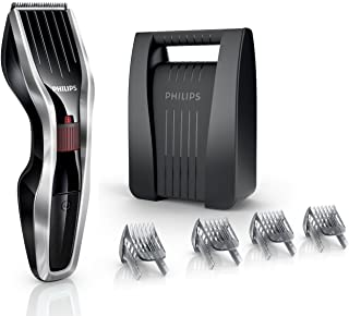 Philips Hc5440/83 Corded/Cordless Washable Hair Clipper with Hard Storage Case