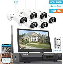 Best wifi security camera with monitor Reviews