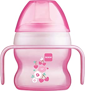 Explore starter cups for babies