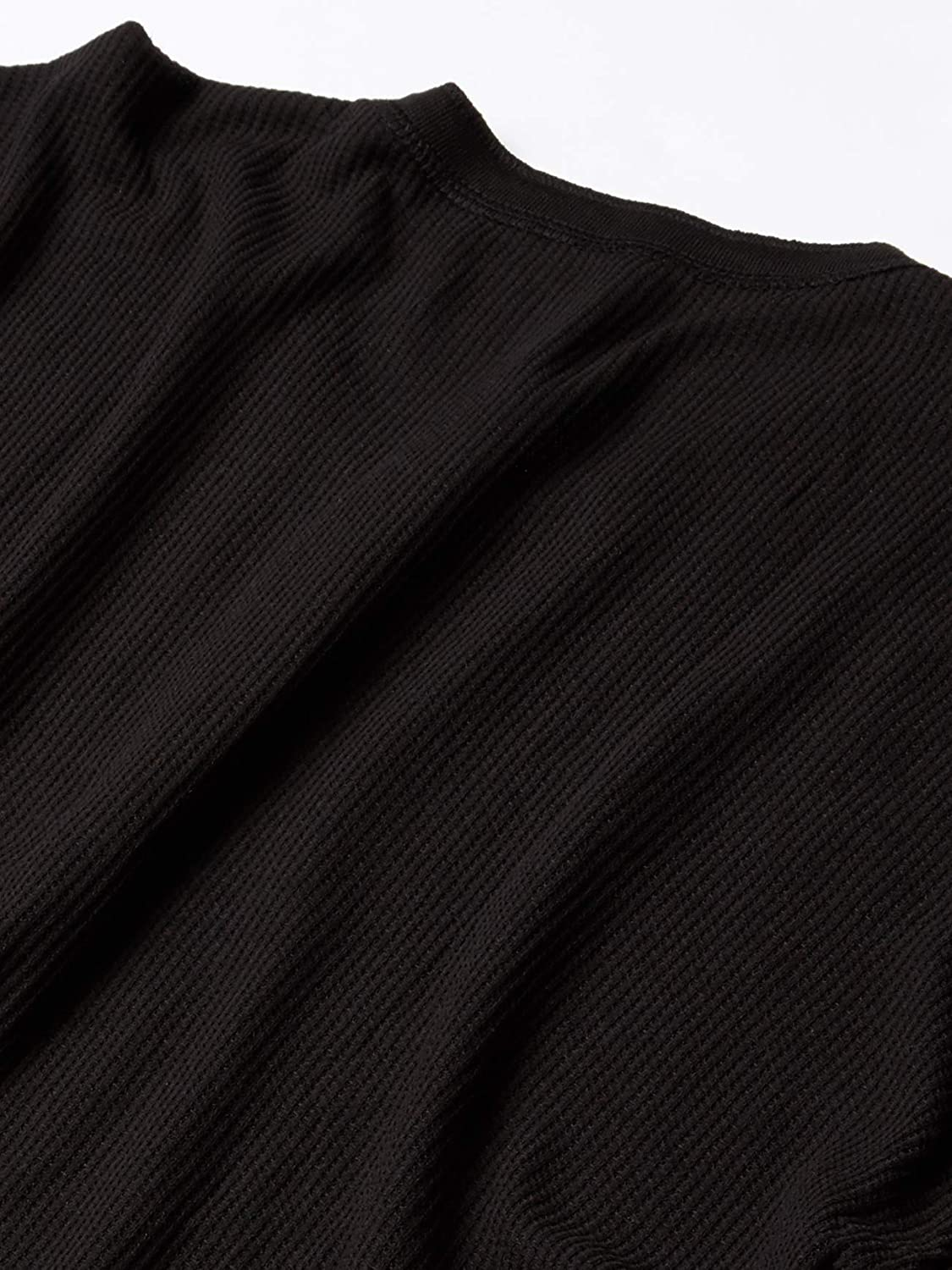 Fruit of the Loom Men's Classic Midweight Waffle Thermal Henley Top at  Men's Clothing store