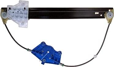 Dorman 749-640 Rear Passenger Side Power Window Regulator for Select Audi / Seat Models