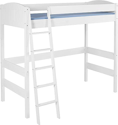 precios al por mayor Hochbett Hochbett Hochbett IDA 4106 teilbares Sistema hochbett 180cm Lilo Kids Color blanco  ahorra hasta un 30-50% de descuento