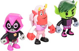 DC Comics Teen Titans Go! Mini Figures 3-Pack