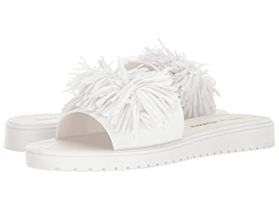 Dirty Laundry Paseo Jelly Pool Slide (White) Women