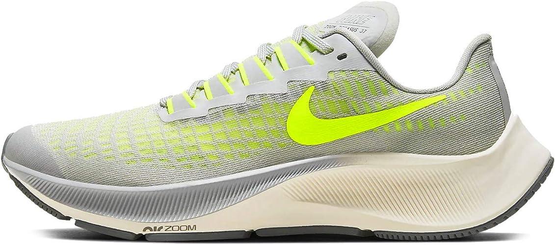 Nike Air Zoom Pegasus 37 (GS), Sneaker Mixte Enfant : Amazon.fr ...