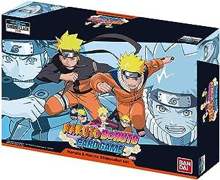 BANDAI 210429 Naruto Boruto Card Game Naruto adn Naruto Shippuden Set