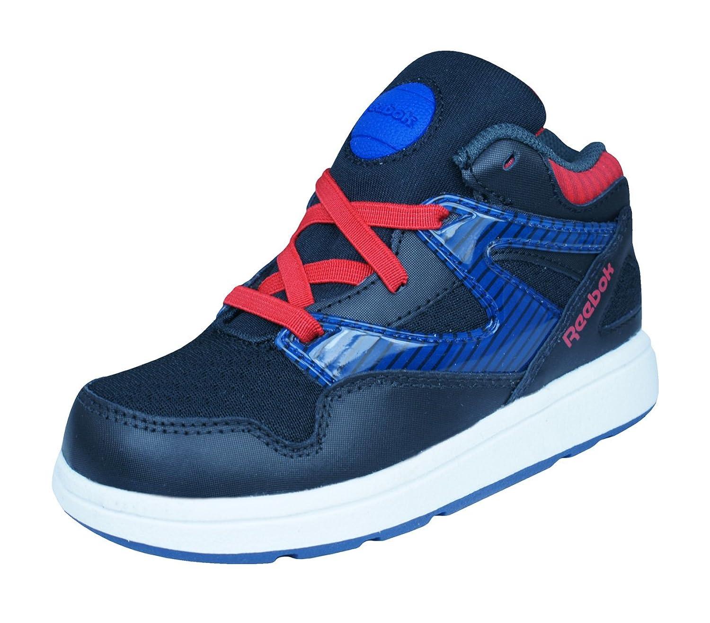 Reebok Classic Versa Pump Omnilite Kids Sneakers/Shoes [並行輸入品]