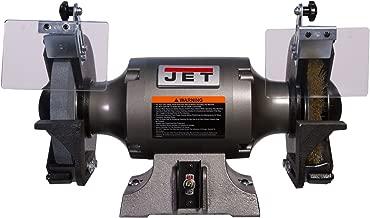 Jet 577128 Shop Grinder with Grinding Wheel & Wire Wheel