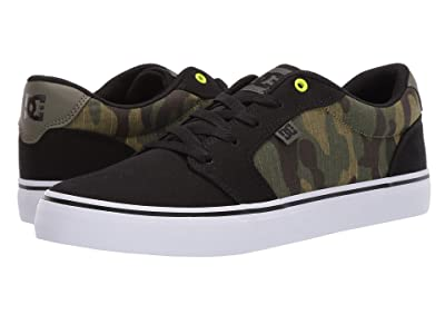 DC Anvil TX SE (Black/Camo Print) Men