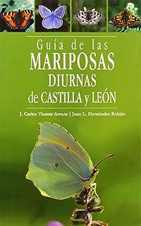 GUÍA DE LAS MARIPOSAS DIURNAS DE CASTILLA Y LEÓN
