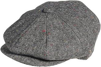 Gorra tipo Ascot de lana al 100%, marca Peaky Blinders