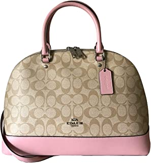 Coach Women's Crossgrain Sierra Satchel