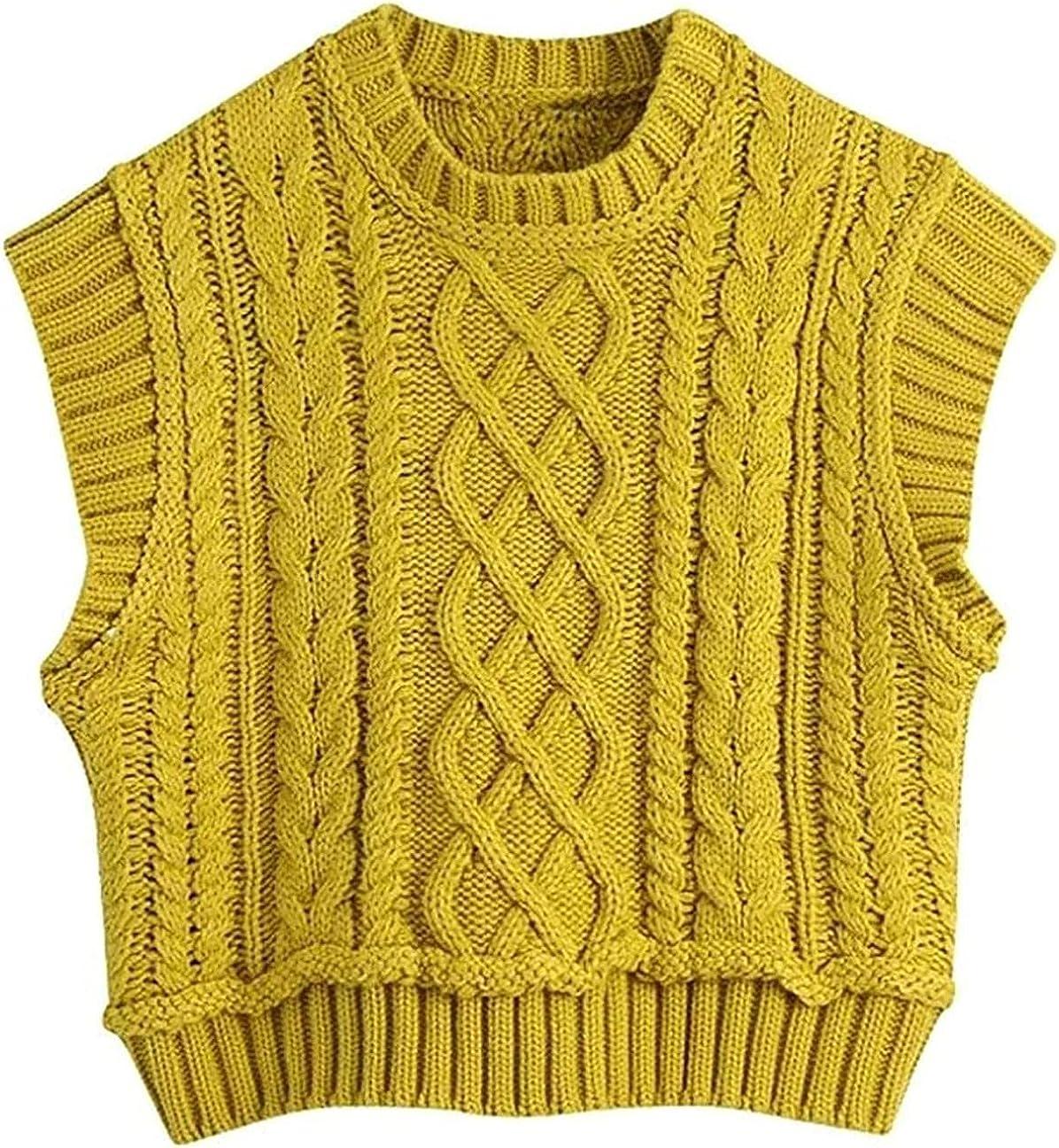 Women Fashion O Neck Solid Twist Sleevel Sweater Very popular Knitting Atlanta Mall Female