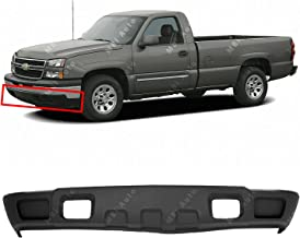 MBI AUTO - Textured, Black Lower Front Air Deflector for 2003-2006 Chevy Silverado 1500 W/Tow 03-06, GM1092205