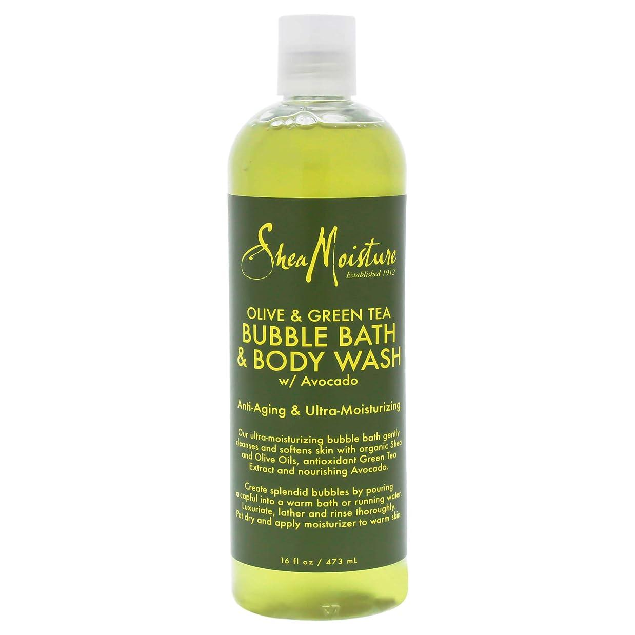 ご意見省略ご意見Olive & Green Tea Bubble Bath Body Wash