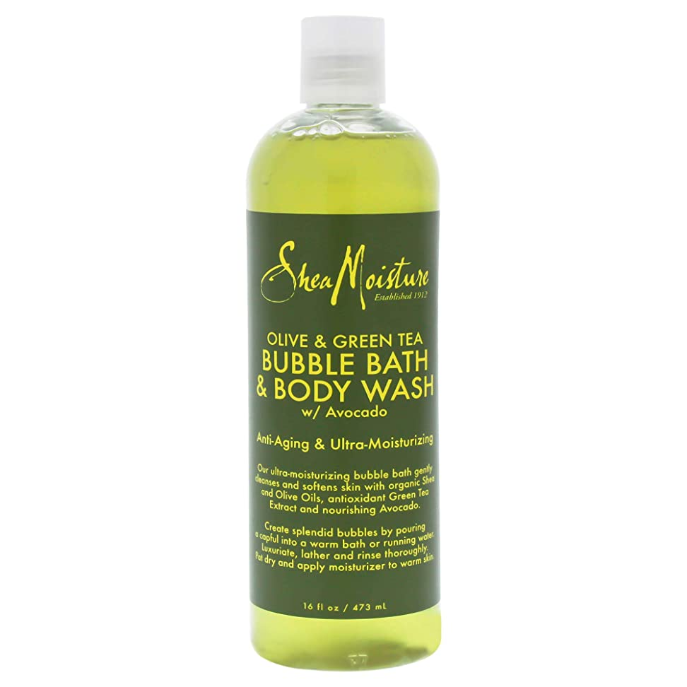 哲学者健康ミキサーOlive & Green Tea Bubble Bath Body Wash