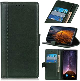 FTRONGRT Cover compatible for Oppo A53 5G Case, Flip cover with [card slot] [bracket] [wallet], Magnetic PU leather wallet...