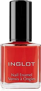 Inglot Nail Enamel, 944 Orange, 15ml