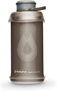 Hydrapak Stash - Collapsible BPA & PVC Free Hiking and Backpacking Water Bottle