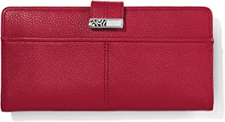 Barbados Large Pocket Wallet - LIPSTICK [7 1/2