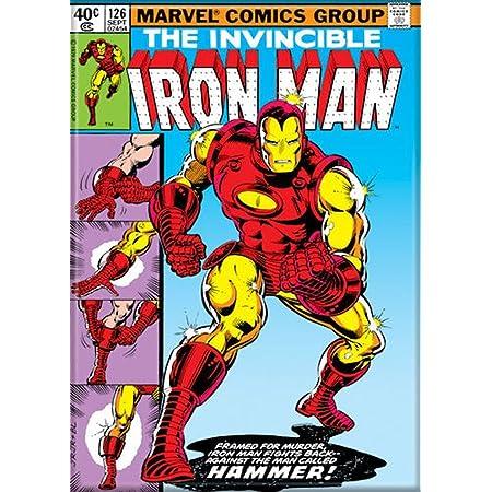 Details about  /Captain America #193 FRIDGE MAGNET comic book