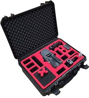 Maleta Profesional edición Explorer Grande para el dji Mavic Pro con Mucho Espacio para un Total de 7 baterías, Muchos Accesorios como la Bolsa de dji y Mucho más… de MC-Cases