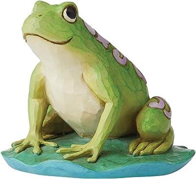 Enesco Figurine, Resin, Green, one Size