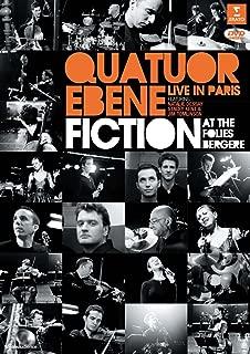Quatuor Ebène Live in Paris: Fiction at the Folies Bergère