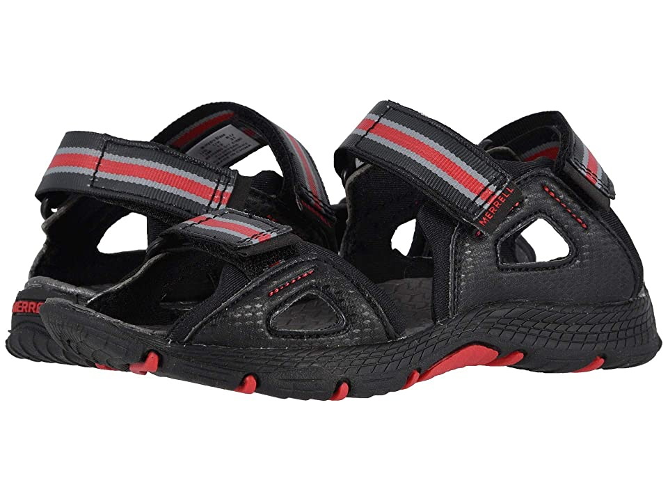 1fe672d024c0 Merrell Kids Hydro Blaze (Toddler Little Kid Big Kid) (Black