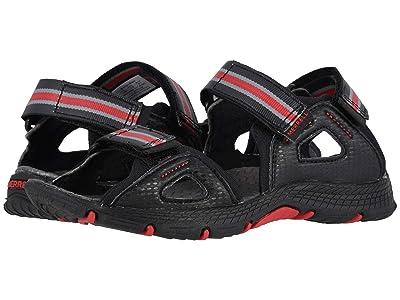 Merrell Kids Hydro Blaze (Toddler/Little Kid/Big Kid) (Black/Grey) Boys Shoes