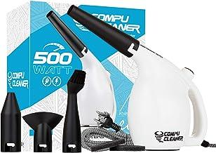CompuCleaner - elektrische stofblazer - Air Duster, toetsenbordreiniging, camera-reinigingsset, PC-reinigingsset