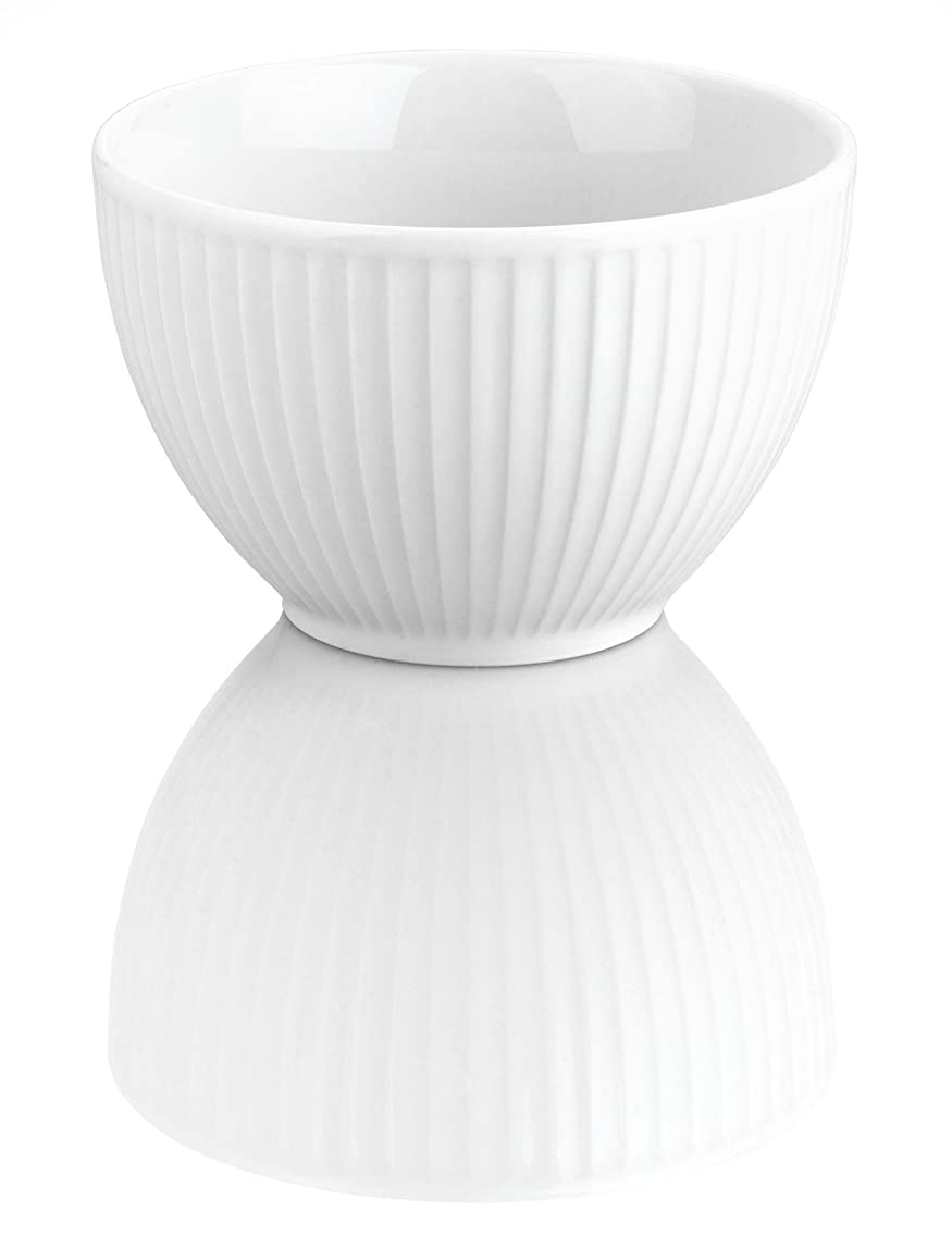 Pillivuyt Plisse Open Sugar Bowl, 6-Ounce