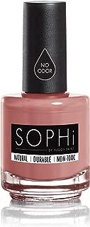 SOPHi Non-Toxic Nail Polish - Safe, Chemical Free - Mi Amore