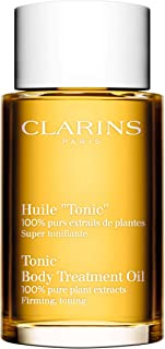 Clarins Body Treatment Oil Tonic, 3.4 Ounce