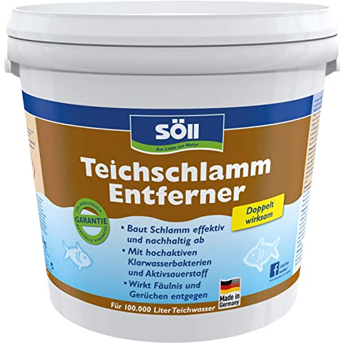 Teich Schlamm Amazon De