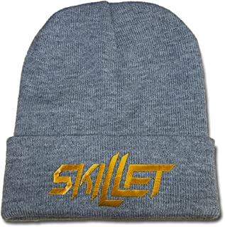 DEBANG Skillet Band Logo Adjustable Snapback Baseball Embroidery Leisure Hats Beanie Visor Caps