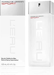 Porsche Design Sport Eau de Toilette Spray - perfume for men 120 ml