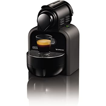 Nespresso Essenza Manual EN90GY DeLonghi - Cafetera monodosis (19 bares), Color gris: Amazon.es: Hogar