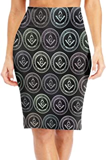 YongColer Women Girls Ladies Bandage Pencil Skirt Maxi Skirt Midi Skirt