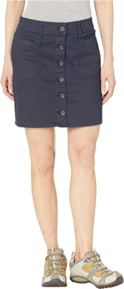 df905ca6cb Prana trista skirt black, Clothing, Women | Shipped Free at Zappos