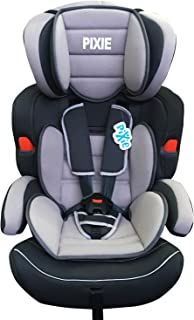Pixie 3 in 1 baby car seat/car chair, Extra Large Seating Space,extra cushion universal kind,ECE approved, for Baby/Kids, ...