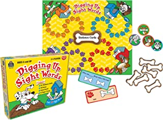 Teacher Created Resources Digging Up Sight Words Game (7812)