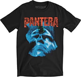 Pantera Far Beyond Driven World Tour Black Men's T-Shirt