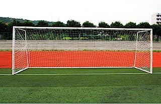 comprar comparacion Red para Portería de Fútbol, 10 x 7ft / 18 x 7ft / 24 x 8ft para Formación Práctica Entrenamiento Partido