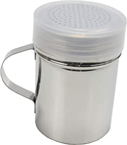 Chef Craft Select Dredger/Shaker, 4 inch, Stainless Steel