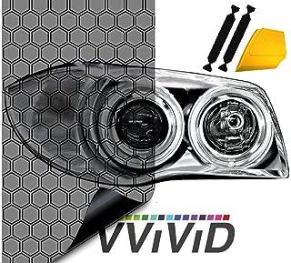 VViViD Hex+ Light Air-Tint Headlight Vinyl (16