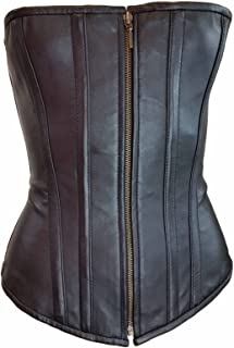 vance leather corset