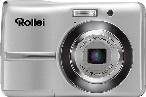 Rollei Compactline 230 Digitalkamera 2 7 Zoll Silber Kamera